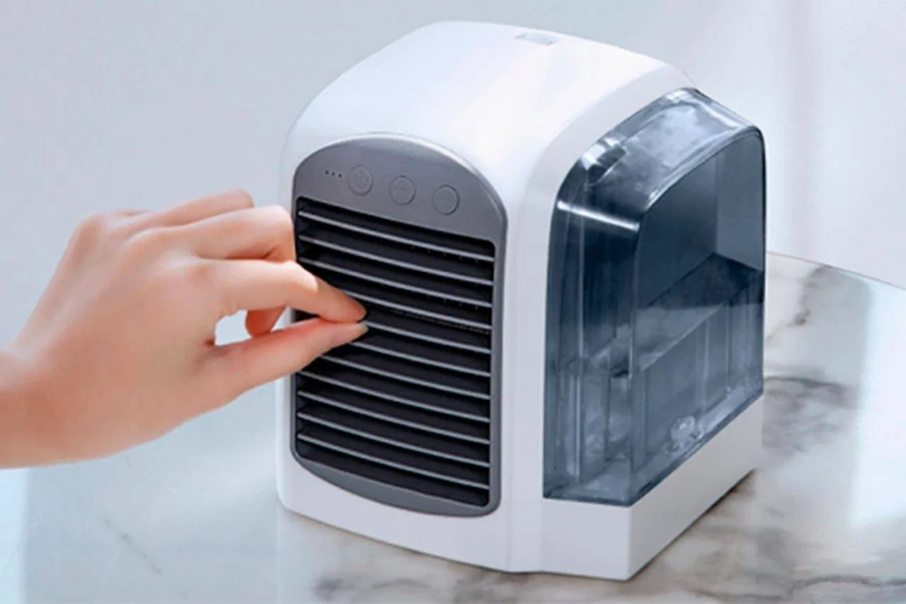 Beat The Heat With Breeze Maxx Portable Ac