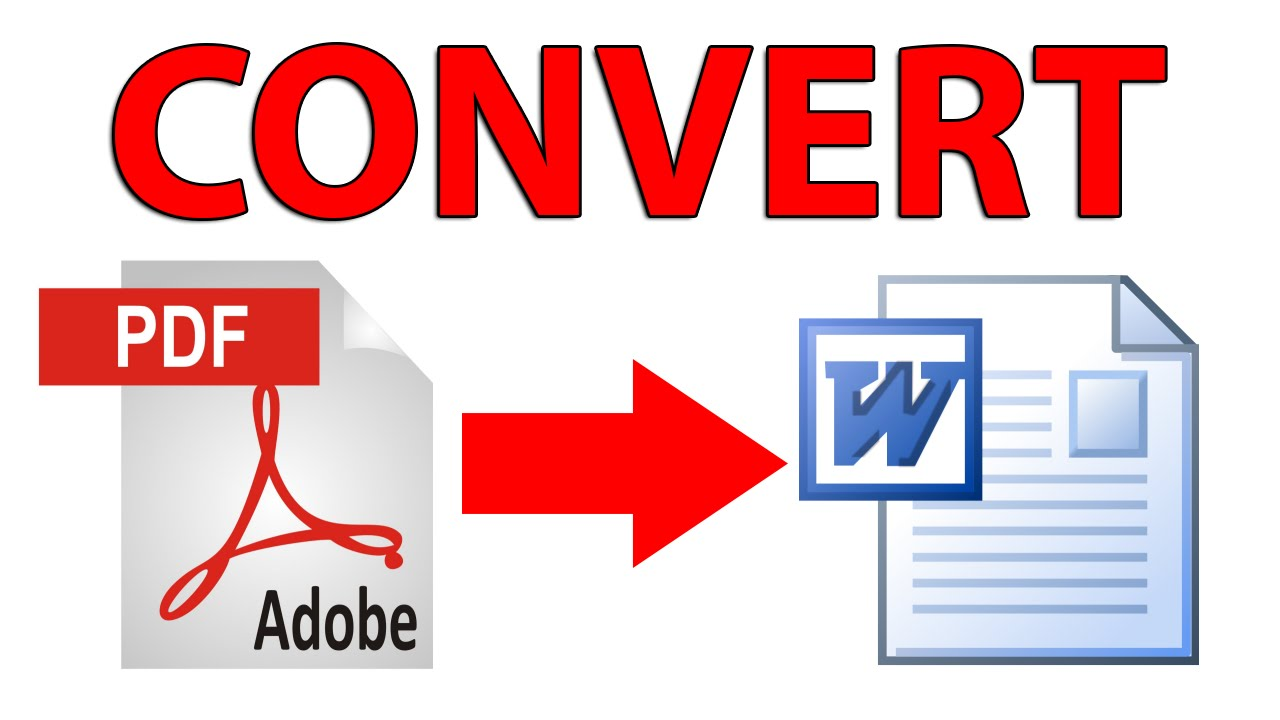 The best online options to use a free convert pdf to word