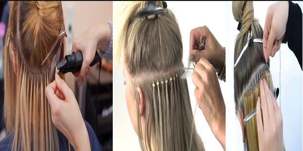 Do not forget to know a little more about the Hair Extensions system